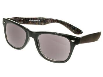 Goodlookers Dakota Reading Sunglasses - 2.00, BLACK by Good Lookers