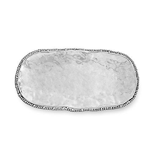 - Beatriz Ball 6127 Organic Pearl Nova Pearl Oval Tray