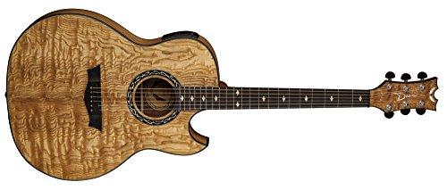Dean EXQA GN Exhibition Quilt Ash Acoustic-Electric Guita...