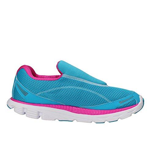 Nobuk Azul MBT Textil Sneakers Fucsia Mujer q8AAItzn