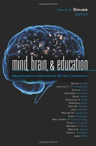 Mind, Brain, and Education: Neuroscience Implications for the Classroom (Leading Edge) 1st (first) Edition by David A. Sousa published by Solution Tree (2010)