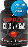 Cheap Apple Cider Vinegar Capsules – 150 Capsules 1500 MG – Natural Weight Loss – Healthy Diet – Appetite Suppressant – Detox – Powerful Cleanser Pills – Fat Burners for Men & Women – Metabolism Booster