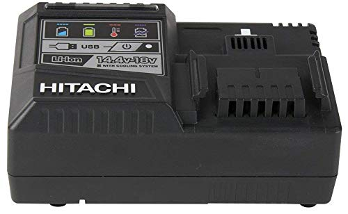 Hitachi UC18YSL3 18V Lithium-Ion Battery Rapid Charger w/ USB Port