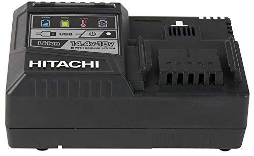 日立UC18YSL3 18V带USB接口锂离子电池快速充电器