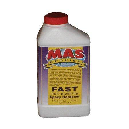MAS Epoxies Fast No Blush Hardener, pt. no blush fast - Epoxy Fast Mas
