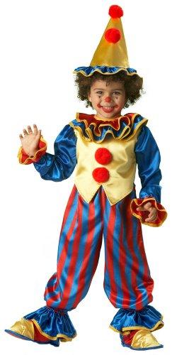 Clownin Around Child Costumes (Clownin' Round Child Costume - X-Small)