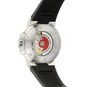 Oris Hombre 73376534158rs34Aquis Pantalla analógica Swiss–Reloj automático Negro 2