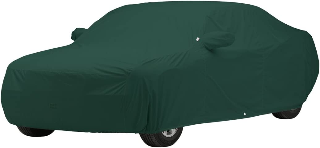 WeatherShield HP Series Fabric Covercraft Custom Fit Vehicle Cover for Renault Encore Green