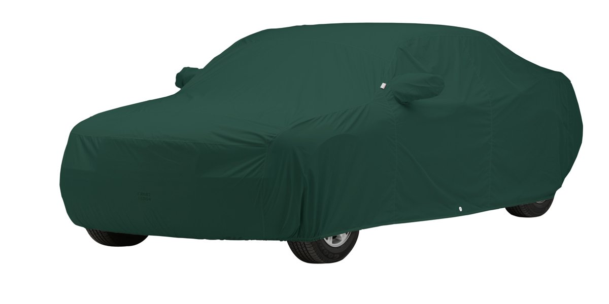 C10032PG WeatherShield HP Fabric Gray Covercraft Custom Fit Car Cover for Chevrolet Wagon