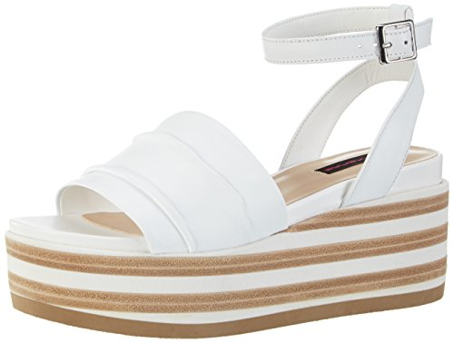 Fornarina Rio - Sandalias Mujer Weiß (White)