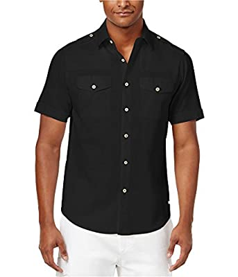 Sean John Men's Lightweight Shirt