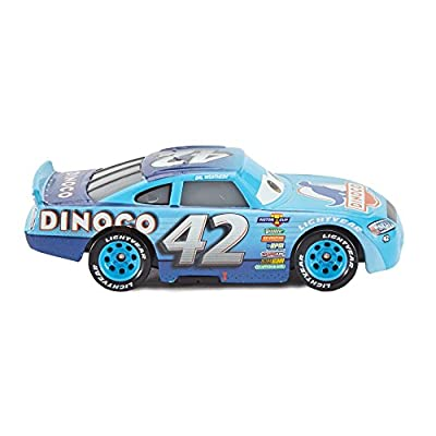 Disney Pixar Cars 3: Cal Weathers Vehicle: Toys & Games