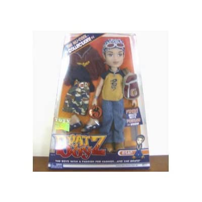 Bratz Eitan Nu-cool Collection Doll: Toys & Games