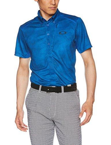 [オークリー] Bark Wind Tracks Shirts ゴルフ メンズ