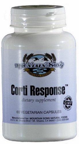 Corti Réponse cortisol Manager fournit avancé Herbal surrénale soutien pour aider à maximiser votre capacité à gérer le stress. Contient Extrait de Cocoa pour élévation de l'humeur et le thé vert pour aider à la perte de poids et de soutien combustion des
