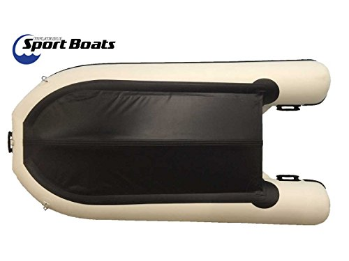 Inflatable Sport Boats Killer Whale 10.8 – Model 330 – Aluminum Floor Dinghy with Seat Bag