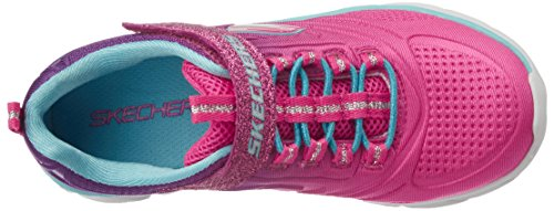 Skechers Swirly Girl - Shine Vibe - Zapatillas de deporte para niñas NPPR