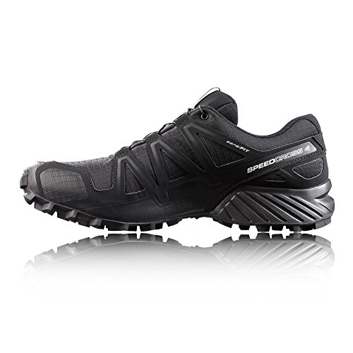 Salomon Herren Speedcross 4 Trailrunning-Schuhe Black