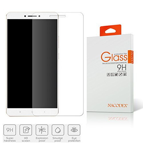 Tempered Glass Screen Protector for Xiaomi Mi Note (Clear) - 6