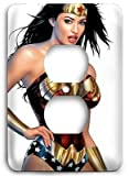 Custom Hot Girls of Marvel v3 Wonder Woman Outlet Cover
