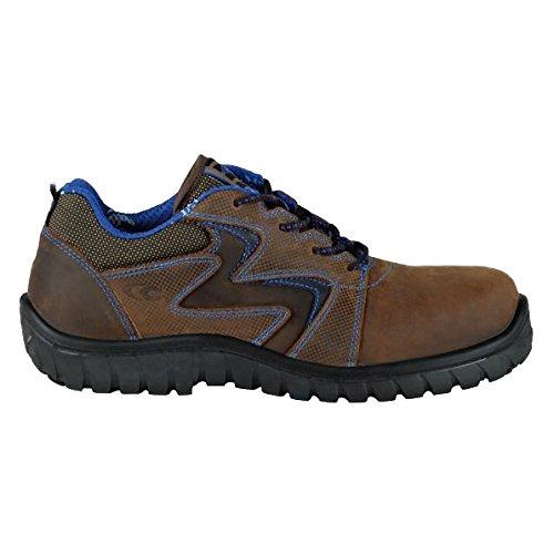 """Cofra 36210–000.w46Talla 46S3SRC–zapatos de seguridad de """"Mistral, color marrón"""