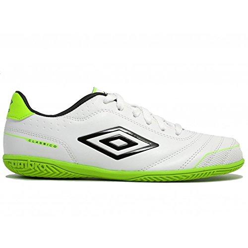 Umbro Football-Sneaker futbol sala umbro classico 3 ic % 2Fverde um 80948u.djz  Blanc: Amazon.fr: Sports et Loisirs