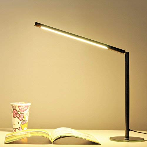 360 Degree Free Twisted Tube Clip Table Lamp Beautiful In Colour Full Metal Lampshade Reading Led Desk Lamp Led Lamps