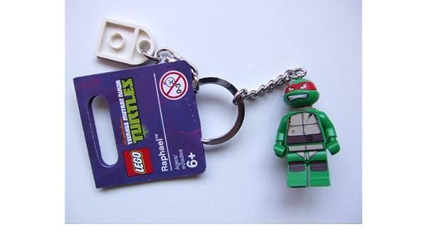 LEGO Teenage Mutant Ninja Turtles: Raphael Llavero: Amazon ...