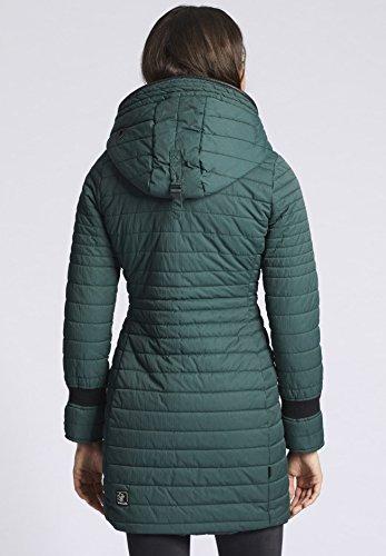 305 Para Con Green De Abrigo Capucha Mujer Khujo qvaU8S