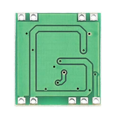 Verde 2 Canales 3W Digital Power PAM8403 Placa de Amplificador de m/ódulo de Clase D Amplificador Mini Clase D USB USB DC 5V Digital de Tablero LCD