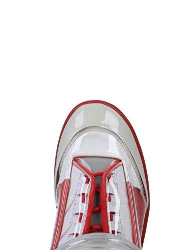Maison Margiela Future 3,64 Sneaker Alta In Pelle Rivestita (14 Us; 47 Eu)