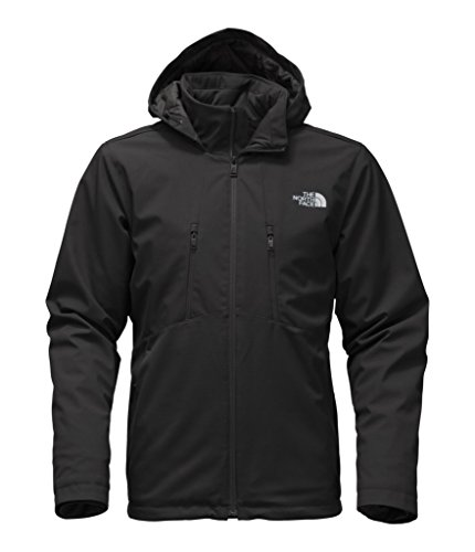 The North Face Men's Apex Elevation Jacket - TNF Black/TNF Black - XL by The North Face