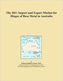 The 2011 Import and Export Market for Hinges of Base Metal in Australia