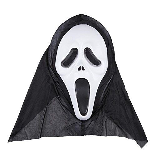 [Halloween Mask/Grimace Party WigMask/Horror Mask Grimace Hoods Monolithic] (Realistic Animatronic Dinosaur Costume)