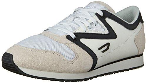 Diesel E-Boojik Hombres Moda Zapatos Blanco