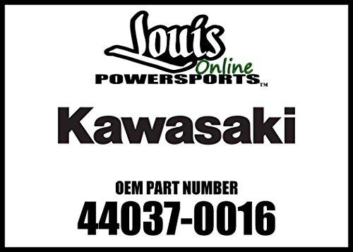 04 Kawasaki KLX 110 used Lower Triple Tree Clamp 44037-0016 (Tree Lower Triple Clamp)