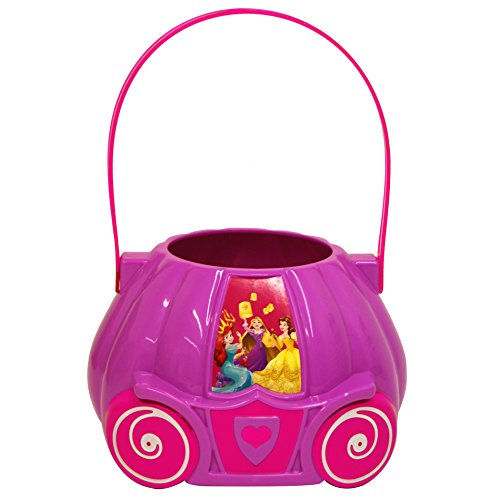 Disney Princess Pail - Disney Princess Figural Bucket