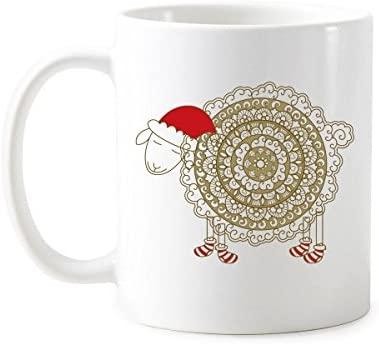 Calcetines de cerámica con diseño de oveja de dibujos ...