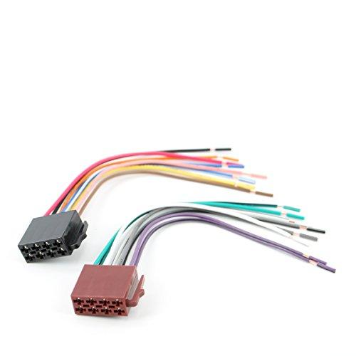 Xtenzi Car Radio Wire Harness Compatible with Blaupunkt CD DVD Navigation In-Dash - XT91090
