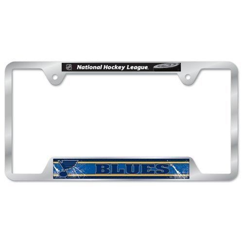 Louis Blues License Plate Frame - 8