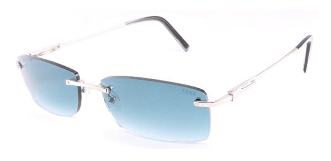 a1ef368fce0 Fred Cayman Sun F6 8371 Sunglasses 404 Palladium Gradient-Blue 56MM ...