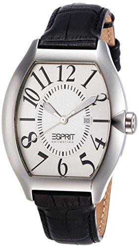 Esprit Collection EL101081F01 - Men's Wristwatch, Leather, color: Black