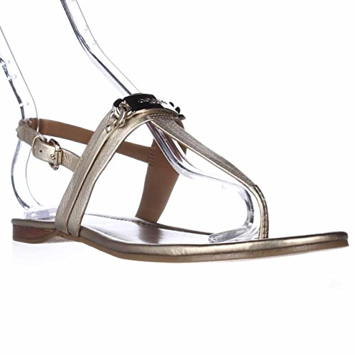 Coach Caterine Patent Leather Sandal