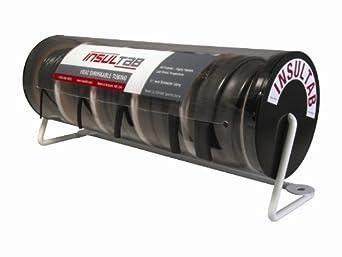 Insultab 30-PP-105 HS-105 Polyvinylchloride Heat Shrink Tubing Assortment (5 Mini-Spools)