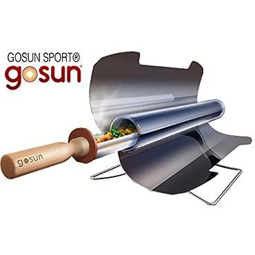 GoSun Sport: Easy, Delicious, and Versatile Portable Solar Cooker