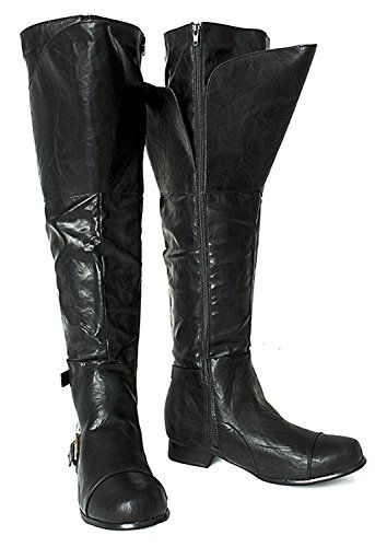 SharpSpirit Assassin's Creed Final Fantasy Halloween Steampunk Western Medieval Cosplay Tall Men's Boots