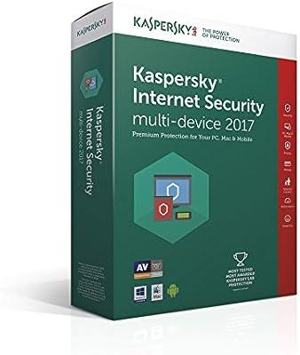 Kaspersky Lab Internet Security Multi-Device 2017 Full license ...