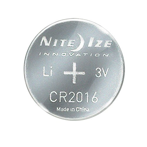 Price comparison product image Nite Ize 2016 Battery (Pack of 2)