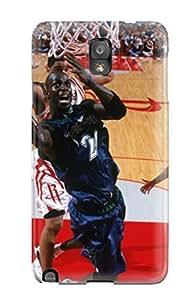 Holly M Denton Davis's Shop Best nba basketball kevin garnett minnesota timberwolves NBA Sports & Colleges colorful Note 3 cases