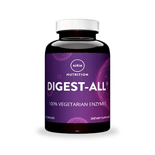 MRM Digest-ALL Enzymes - 100 Vegetarian Capsules